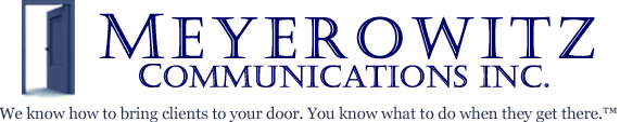 Meyerowitz Communications Inc.